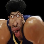 Anthony Davis. Digital. 2016.