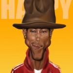 """Pharrell Williams""  Digital 2014"