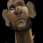 """ Tim Duncan"" Digital, 2013"