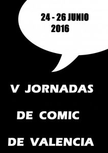 comic valencia